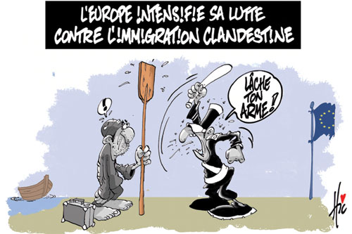 L'Europe intensifie sa lutte contre l'immigration clandestine